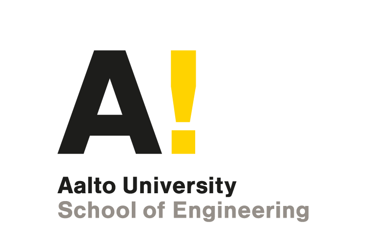 Logo of Aalto University, School of Engineering