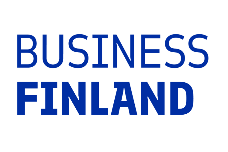 Logo of Business Finland