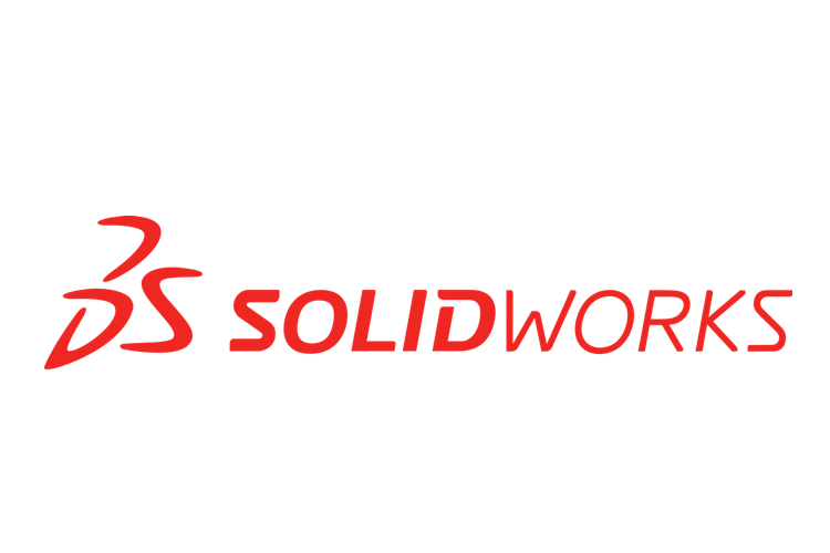Logo of DS SolidWorks